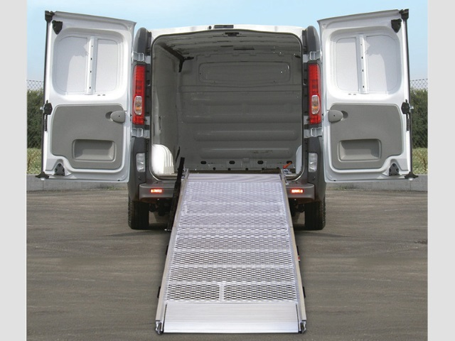 Van Loading Ramps Towing Equipment Limited