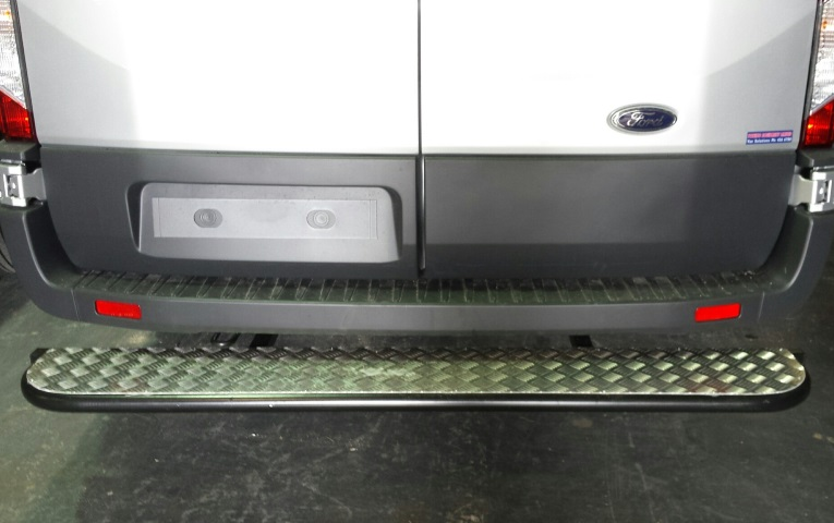 Van Rear Steps Towing Equipment Limited