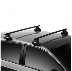 Peugeot 308 5 Dr Hatch 14+ Square Roof Bar Full Kit