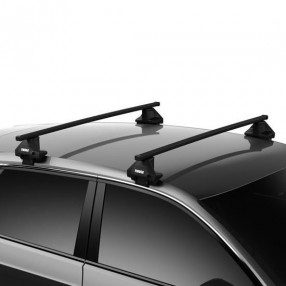Audi A7 5Dr Hatch 18+ Square Roof Bar Full Kit