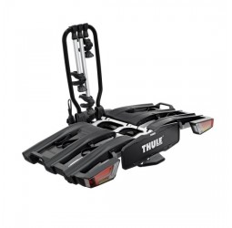 EasyFold XT - Towbar Mounted 3 Bike Carrier 13 Pin