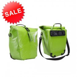 Thule Shield Pannier Bags - Large - Chartreuse