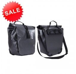 Thule Shield Pannier Bags - Small - Dark Shadow