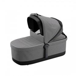 Thule Sleek Bassinet - Grey Melange