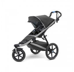 Thule Urban Glide2 Single Stroller - Dark Shadow