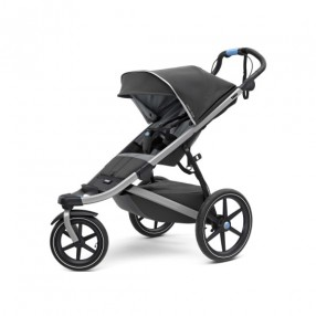 Thule Urban Glide2 Single Stroller - Dark Shadow
