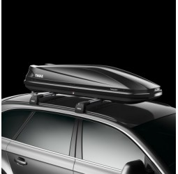 Touring 600 (300L) Car Roof Box - Glossy Black