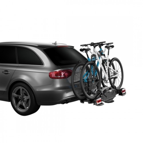 Double Bike Car Boot Rack Carrier 2 Bicycle Cycle For Peugeot 508 Saloon 2011 On