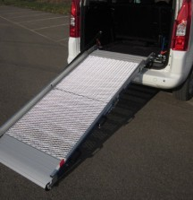 Light Weight Ramp