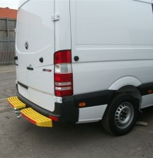 Twin Step Towbar