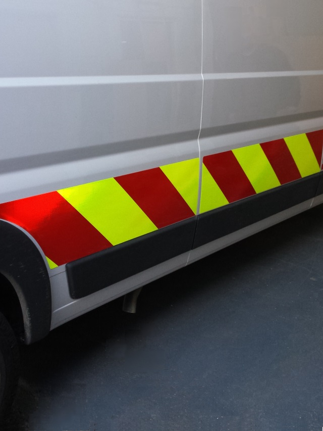 Van Chevrons And Van Signage Towing Equipment Limited