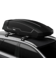 Thule Force XT Roof Box - 400 Litre - Double Sided Opening