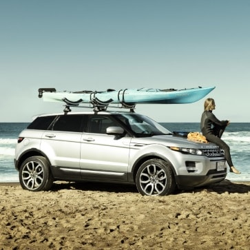 Thule Kayak Carriers and Canoe Carriers Towing Equipment