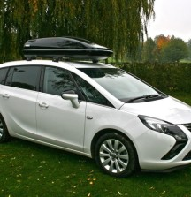 Thule Ocean 200 Roof Box - 450 Litre - Single Side Opening