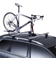 Thule OutRide 561 Bike Carrier on Car