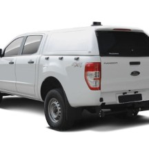 Double Cab Canopy Commercial on Ranger