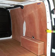 Ply Lining - Ford Transit Custom - 6mm walls