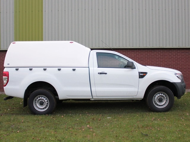 Single Cab C.. & 4x4 Canopies - Towing Equipment Limited