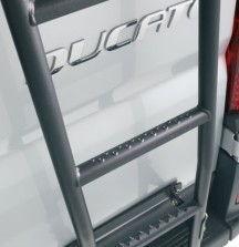 Rear Door Ladder Closeup - Rhino