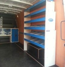 Shelf Unit 1500mm - Syncro