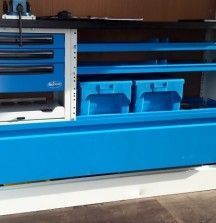 Workbench Unit 1500mm - Syncro